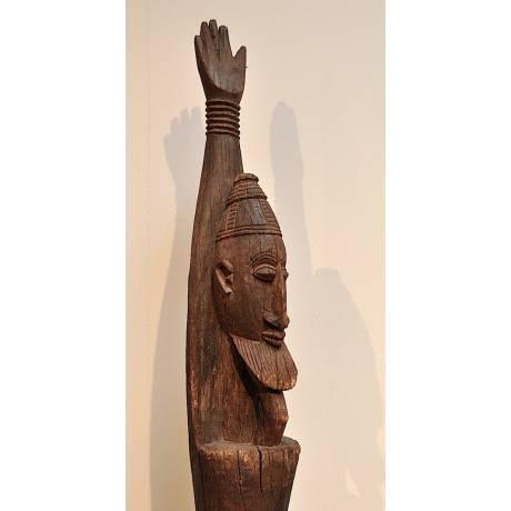 Statue pilon dogon