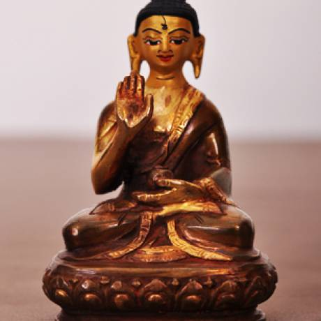 statuette de bouddha