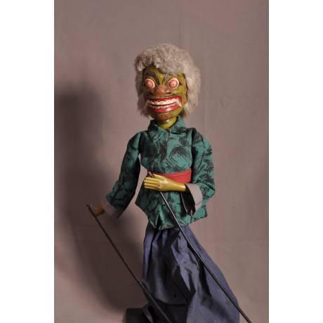 Marionnette indonésienne GEANT BUTO