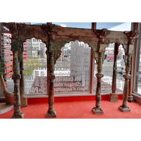 Arche ancienne de temple du Kerala