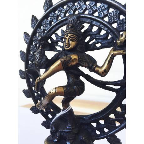 Nataraja en bronze